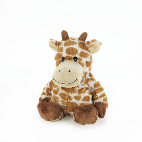 Игрушка-грелка СВЧ Жираф (Intelex, Cozy Plush)
