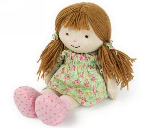 Игрушка-грелка СВЧ кукла Элли (Ellie Warmhearts, Intelex, RD-ELL-1)