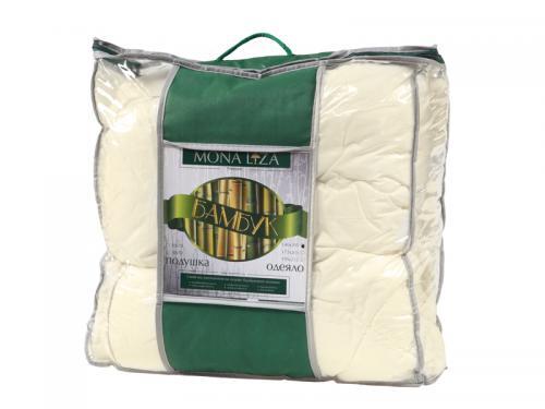 Бамбуковое одеяло полутороспальное 140х205 Мона-Лиза Премиум