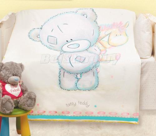"""Детское постельное белье """"Тэдди Бэби"""" Дисней (Disney, ясли)"""