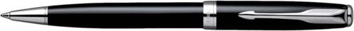 Ручка шариковая Parker Laque Deep Black СT, арт S0808830