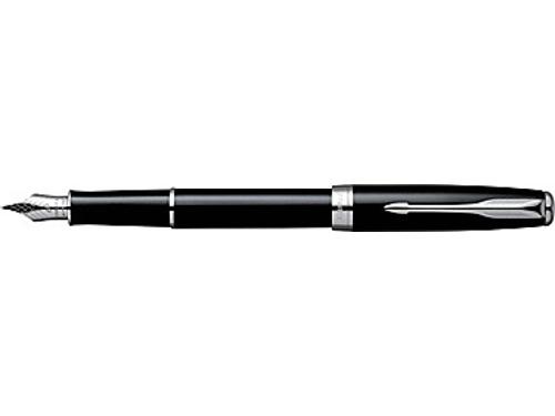 Ручка перьевая Parker Sonnet Laque Black GT арт.S0833880