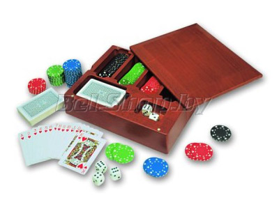 Набор для покера арт.7715