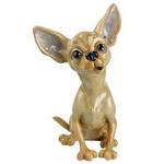Фигурка собаки, арт. 555 Tiffany