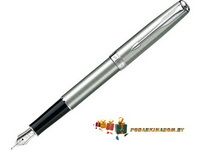 Ручка шариковая Parker Sonnet Stainless Steel CT S0809210