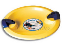 Санки KHW Fun Ufo желтые